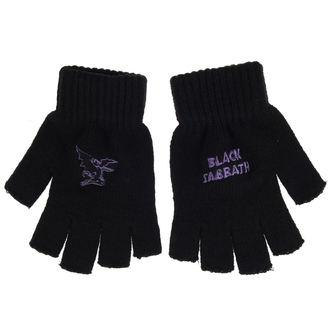 Des gants Black Sabbath - PURPLE LOGO & DEVIL - RAZAMATAZ, RAZAMATAZ, Black Sabbath