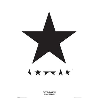Affiche David Bowie - Blackstar, PYRAMID POSTERS, David Bowie