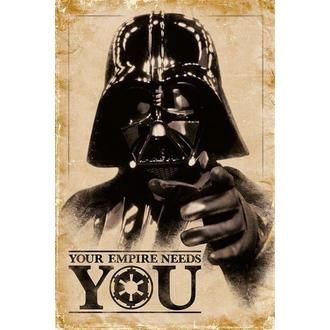 Affiche Star Wars - Your Empire Needs You, PYRAMID POSTERS