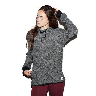 sweat-shirt sans capuche pour femmes - TEXTURED COWL - CONVERSE, CONVERSE