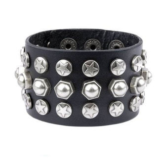 bracelet ETNOX - Stars and Screws, ETNOX