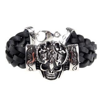bracelet ETNOX - skull, ETNOX