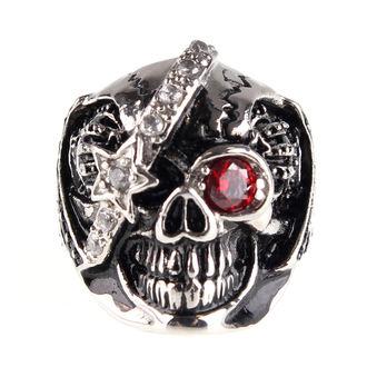 bague ETNOX - Machine Skull 2, ETNOX