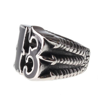 bague ETNOX - Big Black 13, ETNOX