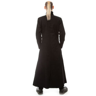 Pour hommes manteau POIZEN INDUSTRIES - NEO - NOIR, POIZEN INDUSTRIES