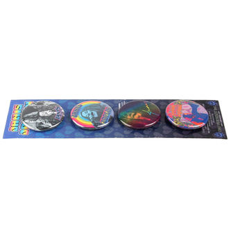 Badges Janis Joplin, C&D VISIONARY, Janis Joplin