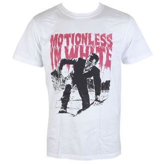 tee-shirt métal pour hommes Motionless in White - MUNSTER - LIVE NATION, LIVE NATION, Motionless in White