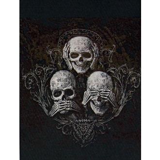 couverture ACHEMA GOTHIQUE - Nevermore No Evil, ALCHEMY GOTHIC