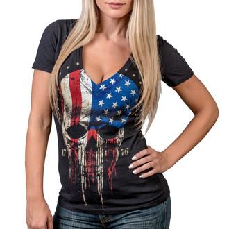 t-shirt hardcore pour femmes - Americoma - WORNSTAR, WORNSTAR