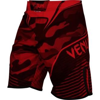 boxe short VENUM - Camo Hero - rouge / Noir, VENUM