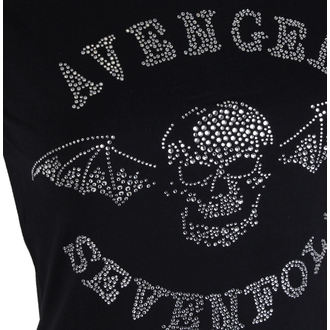 tee-shirt métal pour femmes Avenged Sevenfold - Deathbat - ROCK OFF, ROCK OFF, Avenged Sevenfold