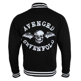 sweat-shirt sans capuche pour hommes Avenged Sevenfold - Death Bat - ROCK OFF, ROCK OFF, Avenged Sevenfold