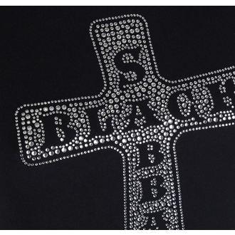 tee-shirt métal pour femmes Black Sabbath - Cross - ROCK OFF, ROCK OFF, Black Sabbath