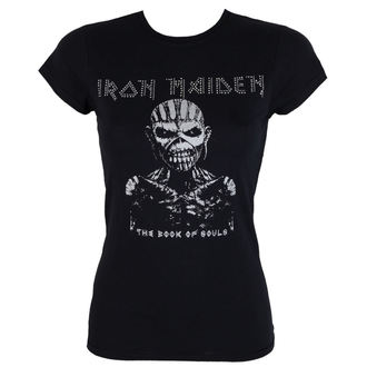 tee-shirt métal pour femmes Iron Maiden - The Book Of Souls - ROCK OFF, ROCK OFF, Iron Maiden