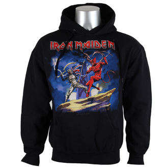 sweat-shirt avec capuche pour hommes Iron Maiden - Legacy Beast Fight - ROCK OFF, ROCK OFF, Iron Maiden