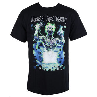 tee-shirt métal pour hommes Iron Maiden - Speed of Light - ROCK OFF, ROCK OFF, Iron Maiden