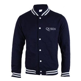 sweat-shirt sans capuche pour hommes Queen - Crest - ROCK OFF, ROCK OFF, Queen