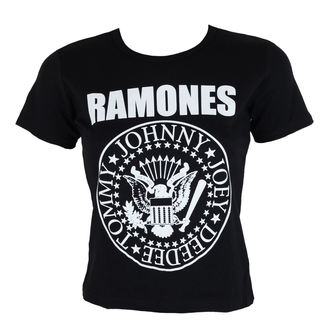 tee-shirt métal pour femmes Ramones - Seal - ROCK OFF, ROCK OFF, Ramones