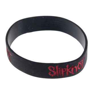 bracelet Slipknot - Logo - ROCK OFF, ROCK OFF, Slipknot