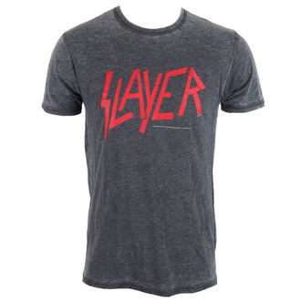 tee-shirt métal pour hommes Slayer - CLASSIC LOGO - ROCK OFF, ROCK OFF, Slayer