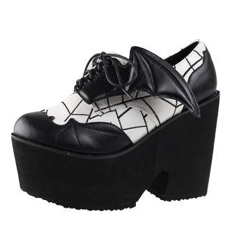 chaussures à semelles compensées pour femmes - Daytime Sleeper Super - IRON FIST, IRON FIST