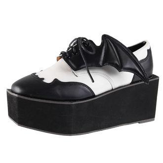 chaussures à semelles compensées pour femmes - Daytime Sleeper - IRON FIST, IRON FIST