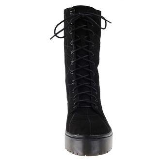chaussures à semelles compensées pour femmes - Walking In My Web - IRON FIST, IRON FIST