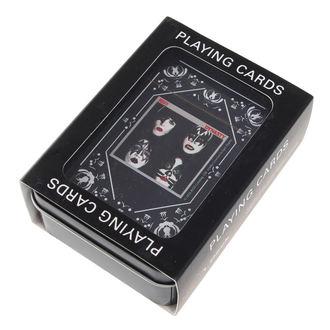 en jouant cartes KISS - Casino Quality, Kiss