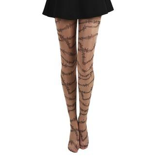 Collants PAMELA MANN - Barbed Wire Tattoo, PAMELA MANN