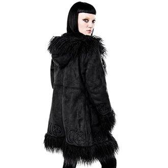 manteau femmes hiver KILLSTAR - Die Anna, KILLSTAR
