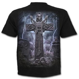 t-shirt pour hommes - ROCK ETERNAL - SPIRAL - T136M101