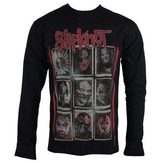 tee-shirt métal pour hommes Slipknot - New Mass - ROCK OFF, ROCK OFF, Slipknot