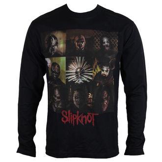 tee-shirt métal pour hommes Slipknot - Blocks - ROCK OFF, ROCK OFF, Slipknot
