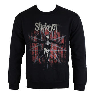 sweat-shirt sans capuche pour hommes Slipknot - The Grey Chapter Star - ROCK OFF, ROCK OFF, Slipknot