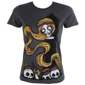 t-shirt femmes Akumu Ink - Truly Alone, Akumu Ink