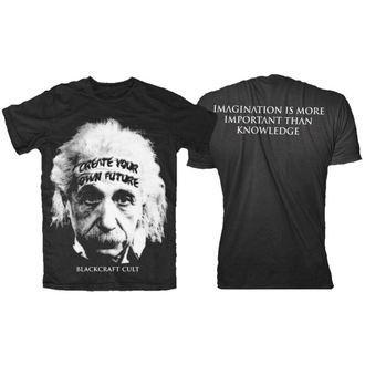 t-shirt pour hommes - Einstein - BLACK CRAFT, BLACK CRAFT