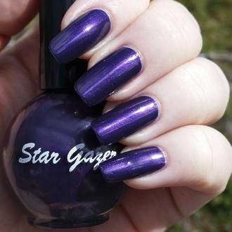vernis  STAR GAZER - Nail Polish 267, STAR GAZER