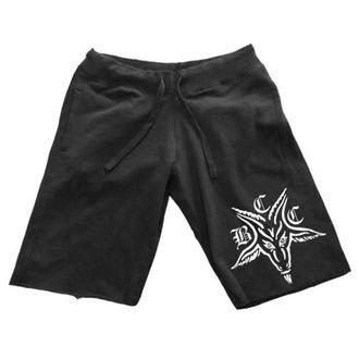 short pour hommes BLACK CRAFT - BC Goat Shorts - ST001BG