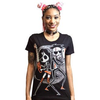 t-shirt femmes Akumu Ink - Us Vs. Them, Akumu Ink