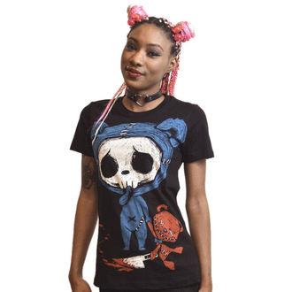 t-shirt hardcore pour femmes - The Culprit - Akumu Ink, Akumu Ink