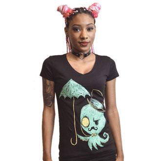 t-shirt hardcore pour femmes - Mr. Octopoda - Akumu Ink, Akumu Ink