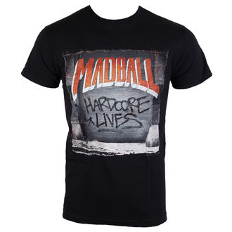 tee-shirt métal pour hommes Madball - Hardcore Lives - Buckaneer, Buckaneer, Madball