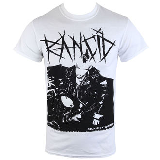 tee-shirt métal pour hommes Rancid - Sick World - Buckaneer, Buckaneer, Rancid