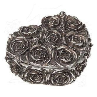 Décoration (bijoux boîte) ALCHEMY GOTHIC - Rose Heart, ALCHEMY GOTHIC