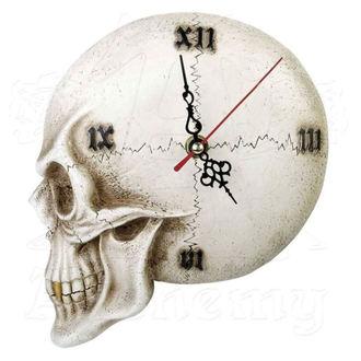 Horloge ALCHEMY GOTHIC - Tempore Mortis Skull, ALCHEMY GOTHIC