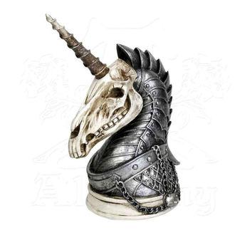 Décoration (licorne) ALCHEMY GOTHIC - Geistalon Unicorn Skull, ALCHEMY GOTHIC