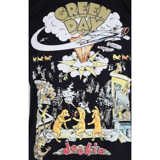 tee-shirt métal pour hommes Green Day - Black - ROCK OFF, ROCK OFF, Green Day