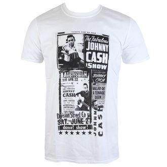tee-shirt métal pour hommes Johnny Cash - The Fabulous - ROCK OFF, ROCK OFF, Johnny Cash