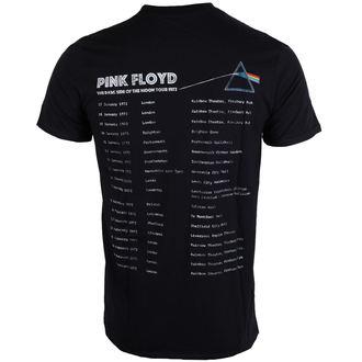 tee-shirt métal pour hommes Pink Floyd - Dark Side of the Moon 1972 Tour - ROCK OFF, ROCK OFF, Pink Floyd