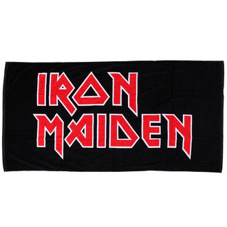 Serviette Iron Maiden - Logo, Iron Maiden
